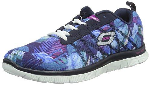 skechers-skees-flex-appeal-floral-bloom-scarpa-tecnica-da-donna-blu-nvmt-38