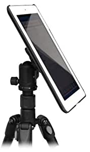 G8 Pro® iPad 2, 3 & 4 Tripod Mount AND Free Medium Ball Head - The New iPad Tripod Mount Holder Adapter Stand Attachment with 1/4-20 Thread - Great for Coaches, Teachers, Video, Photography, Music, Presentations, Displays, Trade-shows, Home, and Office Use - Made in the USA - Easy to Use and Great for All Ages