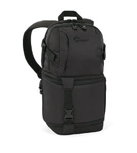 Lowepro DSLR Video Fastpack 150 AW Quick Access Backpack for DSLR - Black