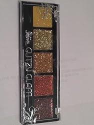 Glitzy Glam Glitter Eye Shadow Golds