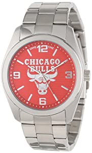 Game Time Unisex NBA-ELI-CHI Elite Chicago Bulls 3-Hand Analog Watch by Game Time
