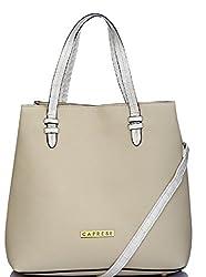 Caprese April Women's Tote Bag (Beige)