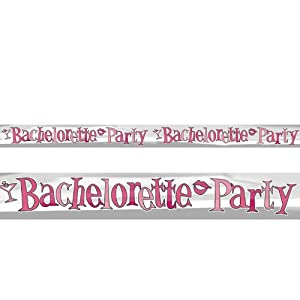 Bachelorette Party Banner - Official Party Supplies by Amscan