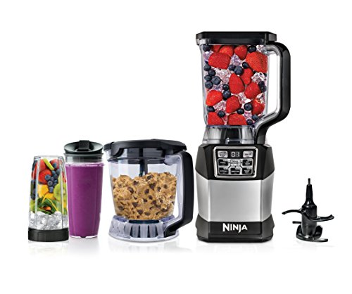 Ninja Kitchen System with Auto-iQ Boost (BL494) (High Speed Blender Ninja compare prices)