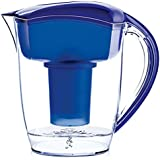 Santevia Alkaline Water Filtration Pitcher - Blue Brand: Santevia