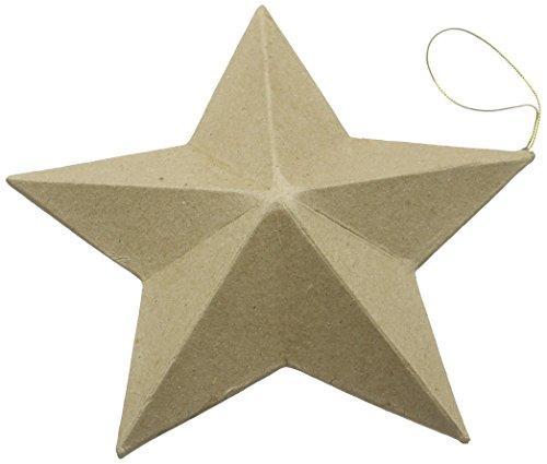 efco-cardboard-star-5-decoration-papier-mache-brown-20-cm