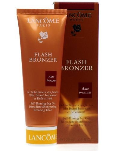 Lancome Flash Bronzer Self Tanning Leg Gel 125ml
