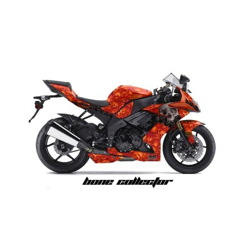 AMR Racing 2008 2010 Kawasaki Ninja Zx10, Z X10. Sport Bike Graphic Kit Graph