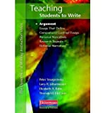 img - for [ Teaching Students to Write: Argument (Dynamics of Writing Instruction) - By Smagorinsky, Peter ( Author ) Paperback 2011 ] book / textbook / text book
