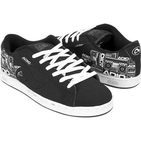 ADIO Eugene RE Mens Shoes - Black/White/Box - Buy ADIO Eugene RE Mens Shoes - Black/White/Box - Purchase ADIO Eugene RE Mens Shoes - Black/White/Box (Adio, Apparel, Departments, Shoes, Men's Shoes, Young Men's Shoes)