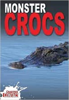 Monster Crocs Crabtree Contact Tom