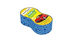 Raaisin FerroGlan Carwash Smart Sponge(Blue)