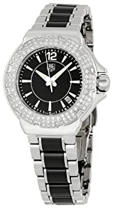 TAG Heuer Women's WAH1214BA0859 Formula 1 Ceramic Watch