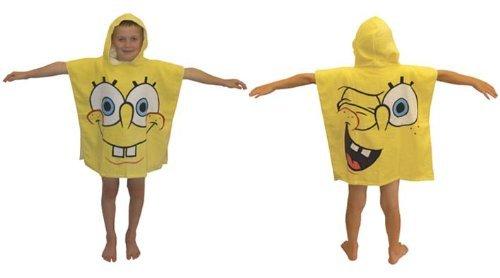 original-spongebob-schwammkopf-kinder-kaputzen-poncho-badetuch-115x50cm-neu-baumwolle