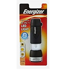 Energizer Hi-Tech LED 2-in-1 Torch Light