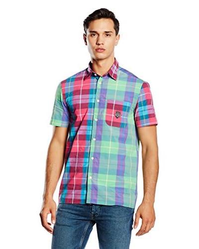 Love Moschino Camicia Uomo [Multicolore]