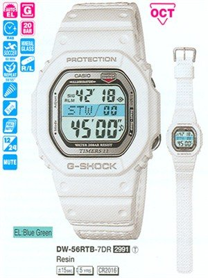 GSHOCK Men's Watches G-Shock Youth Culture DW-56RTB-7DR - AA - Buy GSHOCK Men's Watches G-Shock Youth Culture DW-56RTB-7DR - AA - Purchase GSHOCK Men's Watches G-Shock Youth Culture DW-56RTB-7DR - AA (Casio, Jewelry, Categories, Watches, Men's Watches, By Movement, Quartz)