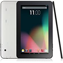 """Dragon Touch A1 10.1"""" Dual Core Google Android 4.4 KitKat Tablet PC, Allwinner A23 Cortex A7 CPU Up To 1.5Ghz,..."""