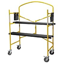 Rolling Scaffolding 550 lbs Capacity Model# SCAF48