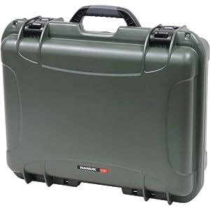 Nanuk 930 Case with Padded Divider (Olive)