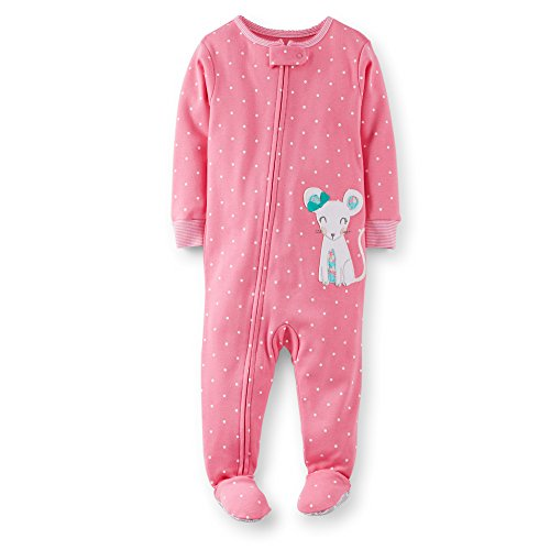 Kids Pajamas With Feet front-842385