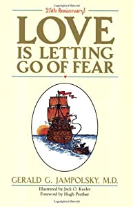 "Cover of ""Love Is Letting Go of Fear"""