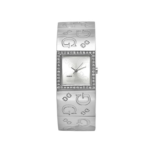Guess 70607L1 Ladies Silver Coloured Bracelet Watch