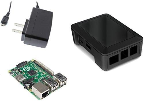 Raspberrypicafe® Raspberry Pi Model B+ Deluxe Kit