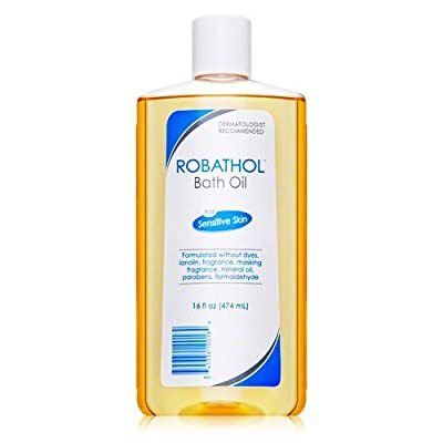 Robathol Bath Oil - 16 oz
