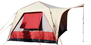 Buy BlackPine- Pine Deluxe 4-Person Turbo Tent by Black Pine