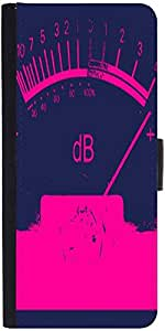 Snoogg Speed Pink Db 2917 Designer Protective Phone Flip Case Cover For Htc Desire 526G Plus