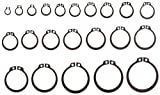 Precision Brand 295 Piece Metric Snap Ring Assortment