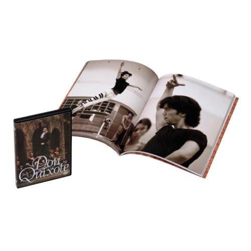 熊川哲也「ドン・キホーテ」DVDはAmazonをチェック!