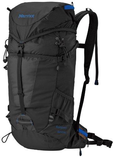 Marmot Kompressor Summit Pack, Black