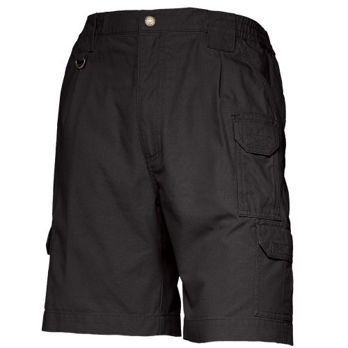 5.11 #73285 Men'S Cotton Tactical Shorts (Black, 34)