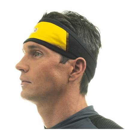Assos Cycling Summer Headband - Yellow - 2700.25.3