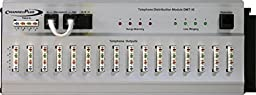 Linear DMT-16 Linear/ChannelPlus Telephone Distribution Module with Surge Protection