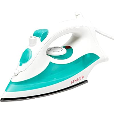 Singer SI-65 1200-Watt Steam Iron (Blue)