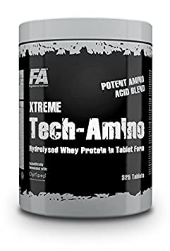 FA Engineered Nutrition Xtreme Line Tech Amino 325 Tabl.