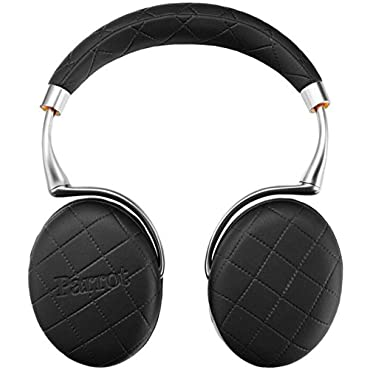 Parrot Zik 3.0 Bluetooth Headphones (Black Overstitched)