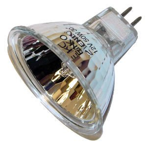 Eiko Enx Number 02600 Dichroic Reflector Light Bulb 82V 360W Mr16 Gy5.3 Base