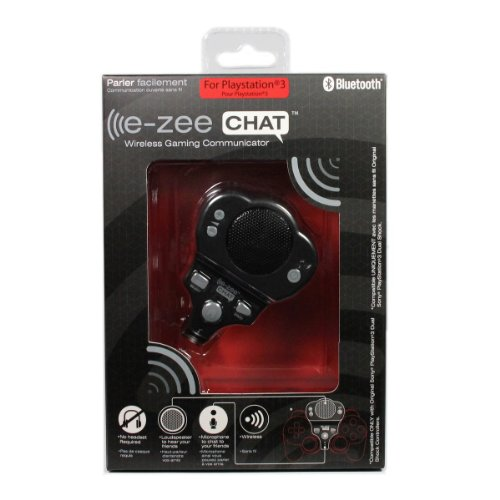 Ps3 Wireless Gaming Communicator Microphone Controller Attachment