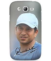 iAccy STS003 Sachin Tendulkar Signature Case for Samsung Galaxy S3 (Glossy)