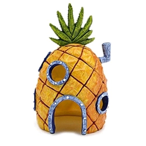 Ananashaus Spongebob Schwammkopf