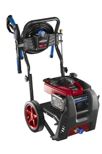 Briggs & Stratton 20569 Powerflow Plus 5.0-Gpm 3000-Psi Gas Pressure Washer With Professional Series Ohv 190Cc Engine And Easy Start Technology