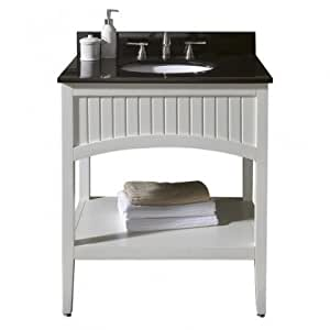 Avanity Beverly Vs30 Wt C 30 Inch Vanity Combo Bathroom Vanities