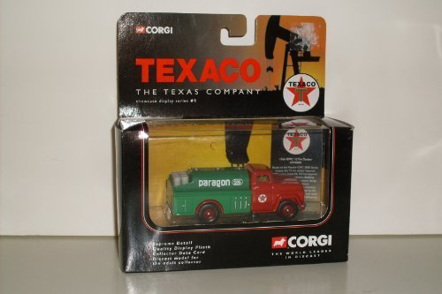 Texaco GMC Tanker Diecast Model