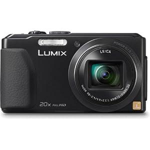 Panasonic デジタルカメラ ルミックス 光学20倍 GPS搭載 DMC-TZ40
