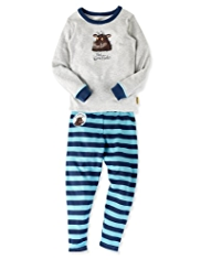 Gruffalo Soft & Cosy Thermal Vest & Trousers Set