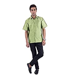 Warrior Light Pista Green Shirt
